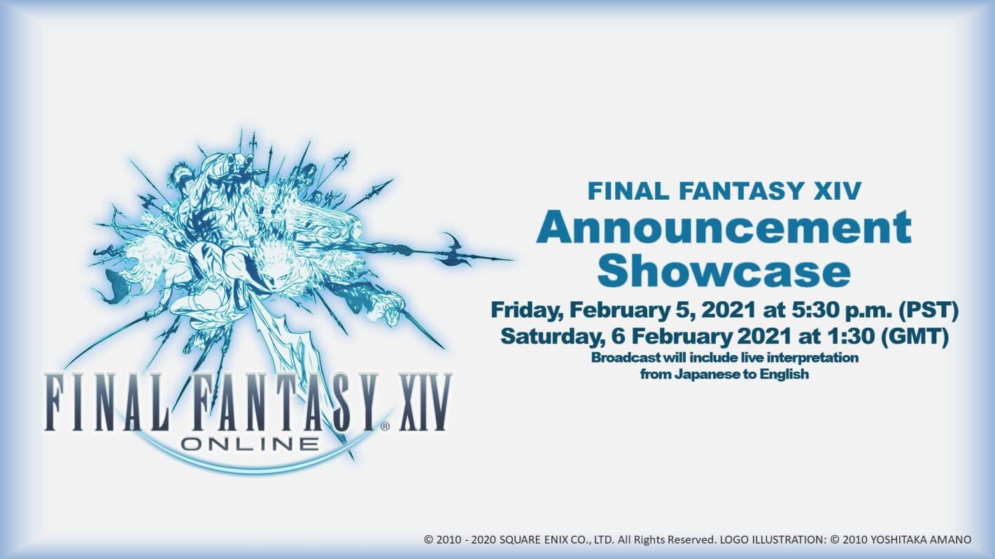 final fantasy xiv anuncio