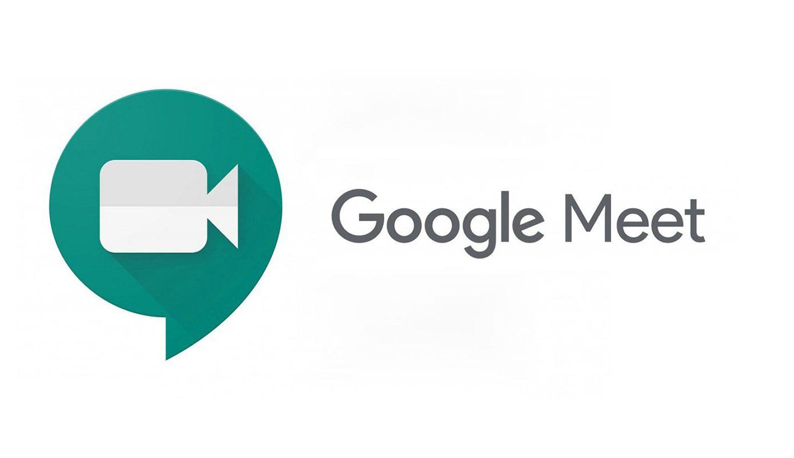 google meet novos recursos