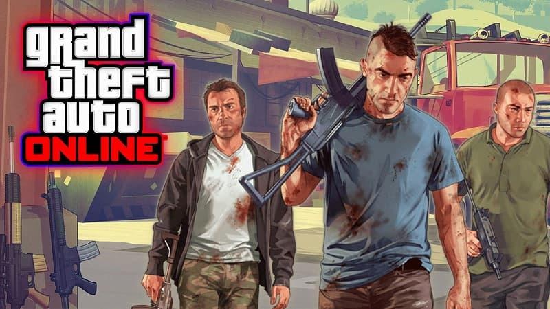 Imagem de GTA Online.