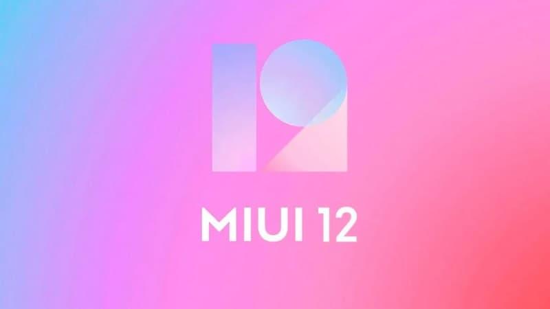 Logotipo MIUI 12.