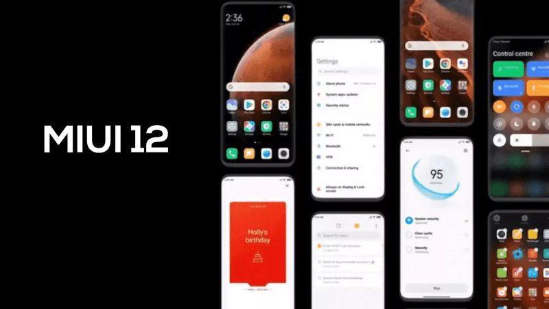 miui 12 interface