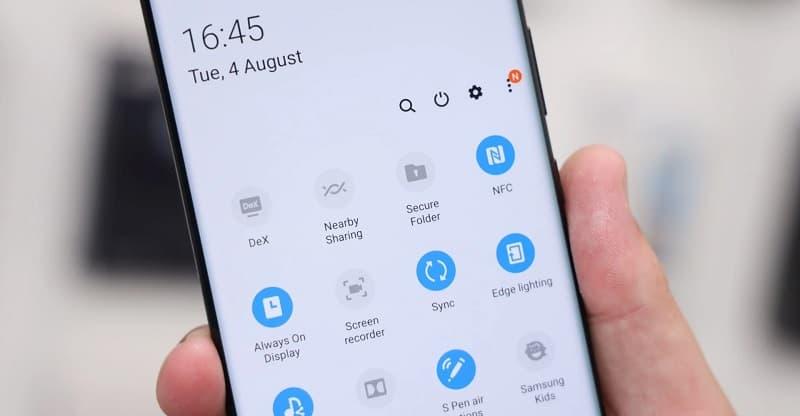 One UI 3.0 o que há de novo.