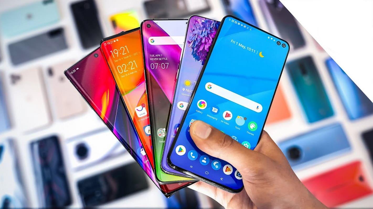 smartphones black friday 2020
