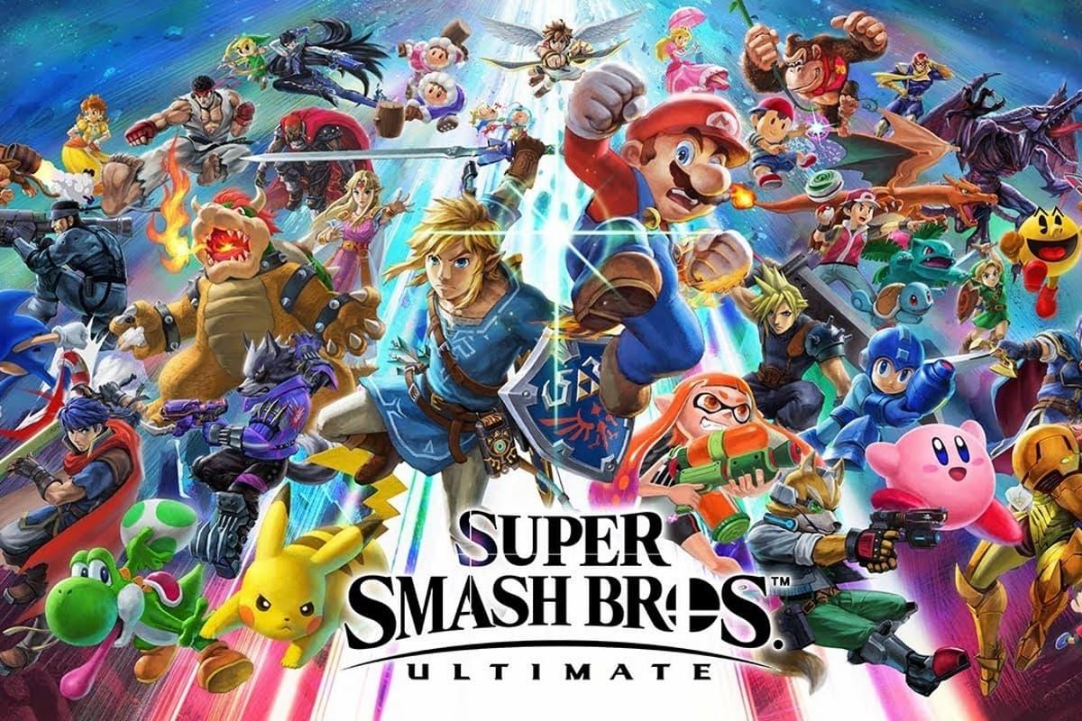 Torneio de Smash Bros é cancelado pela Nintendo