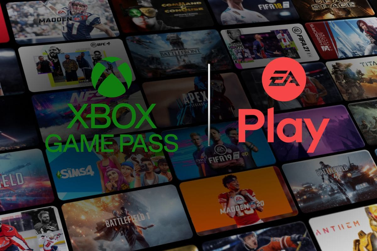 xbox game pass e ea play