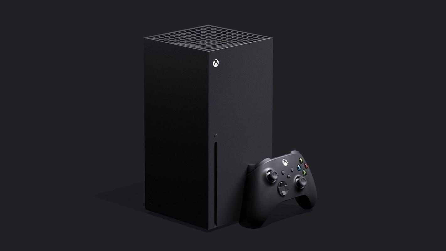 xbox series x preto