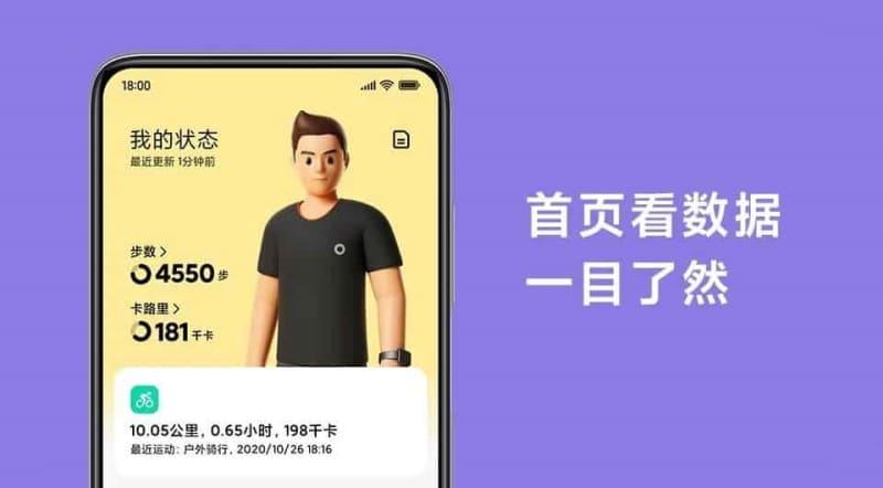 xiaomi wear 2.0 atualizacao