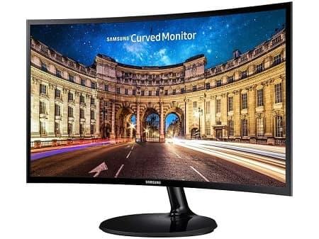 Melhores monitores para home office Samsung-LC24F390