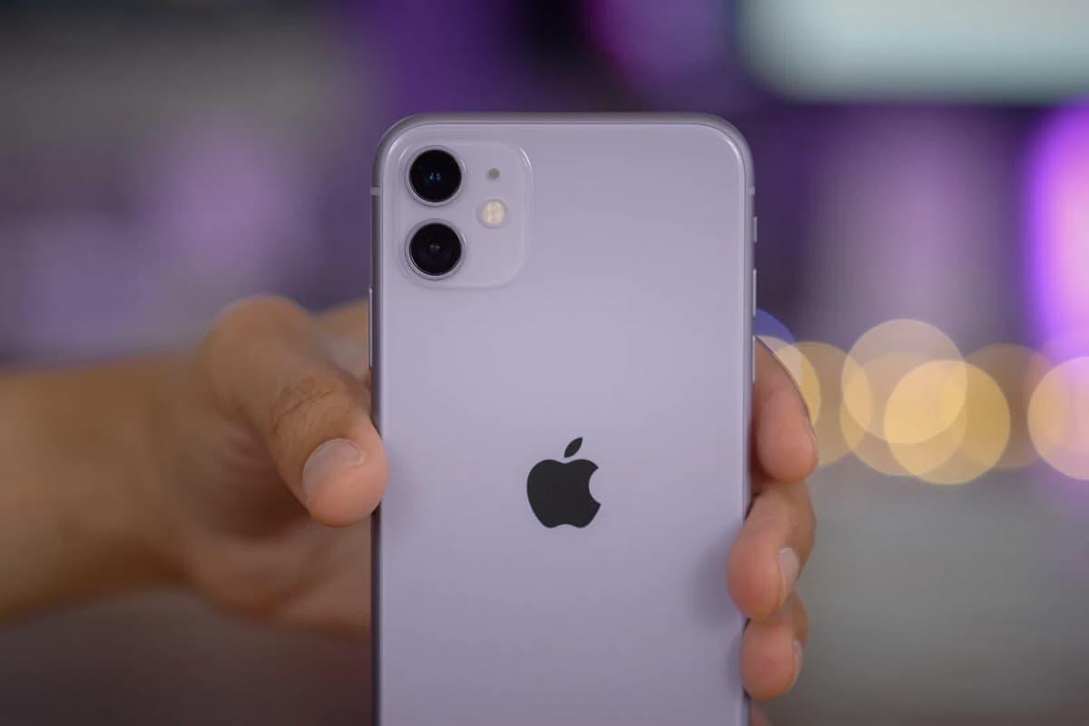 Traseira iPhone 11