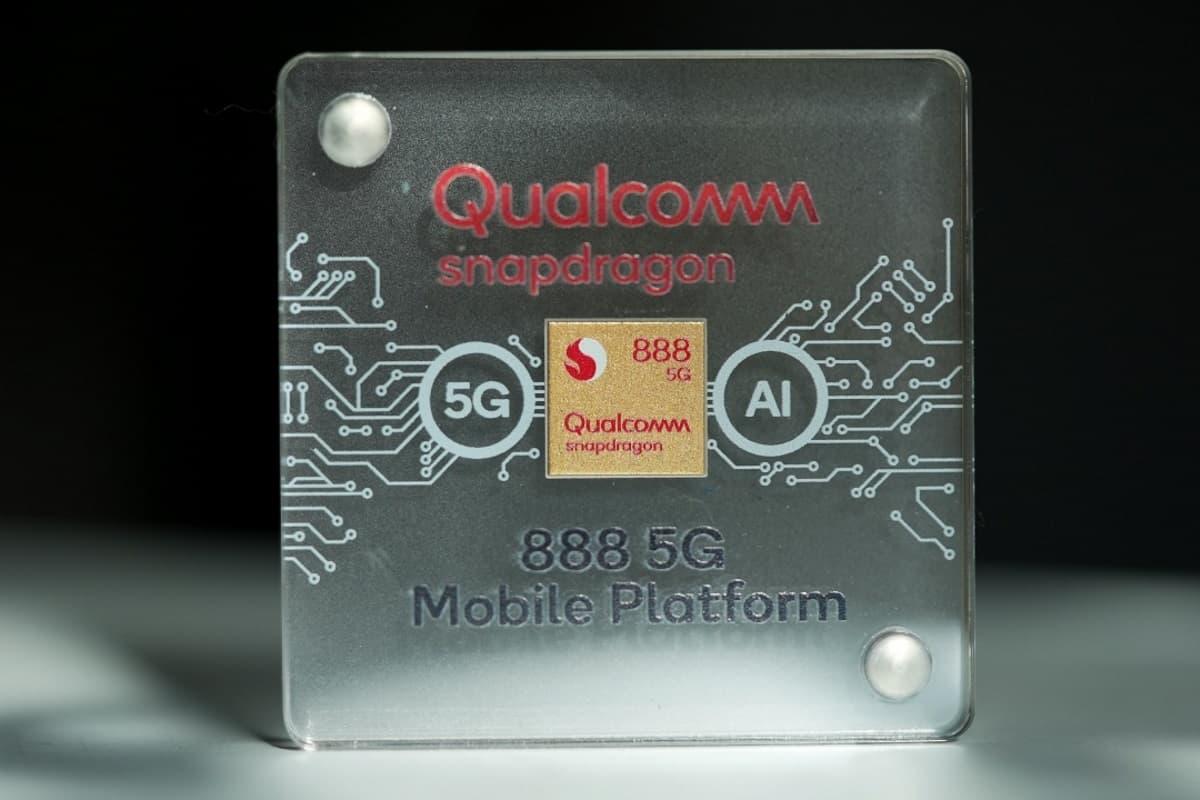 Processador Snapdragon 888 5G