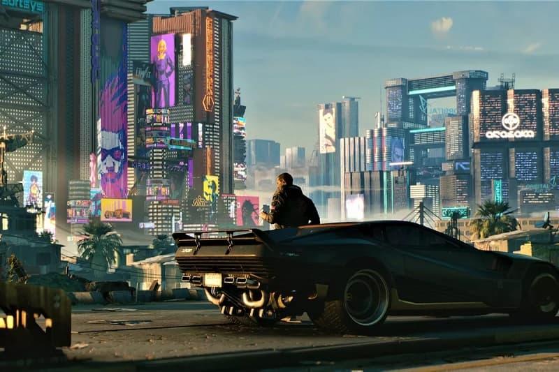 Cyberpunk 2077 imagem.