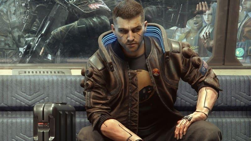 cyberpunk 2077 protagonista