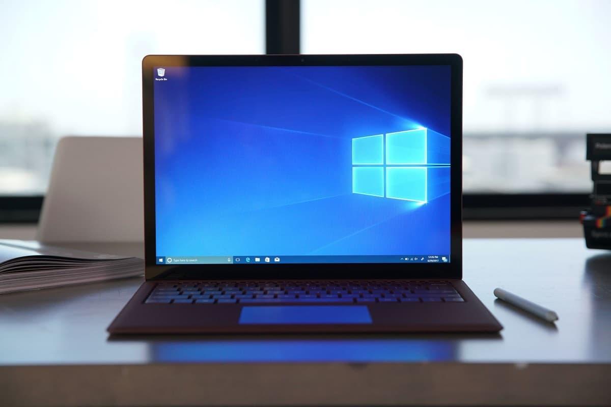 Notebook com Windows 10