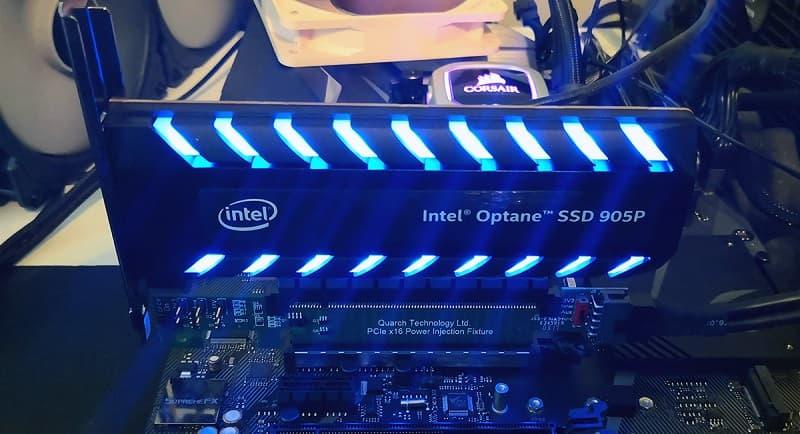 Memória Intel Optane