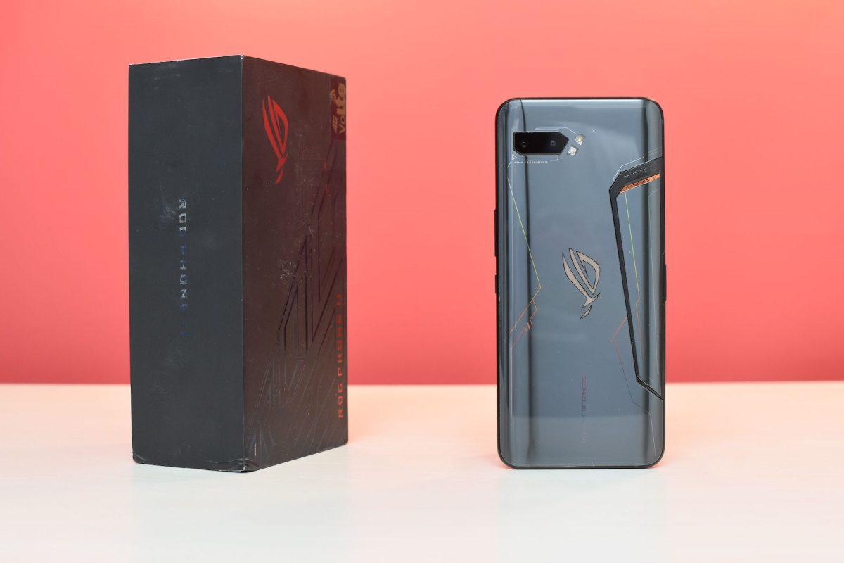 rog phone 2 update