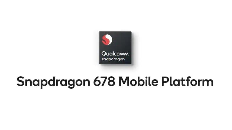 snapdragon 678 plataforma