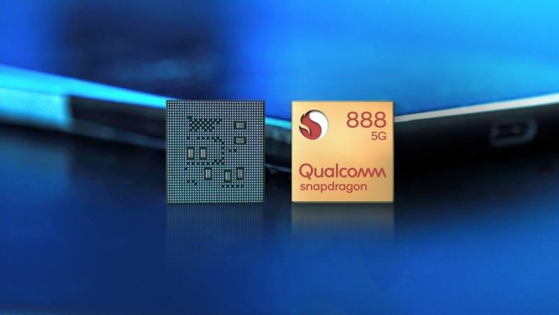 snapdragon 888 5g oficial