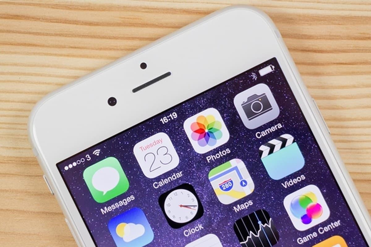 iPhones antigos recebem novo update.