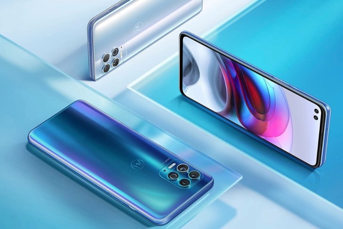 Lançamento Motorola Edge S na China