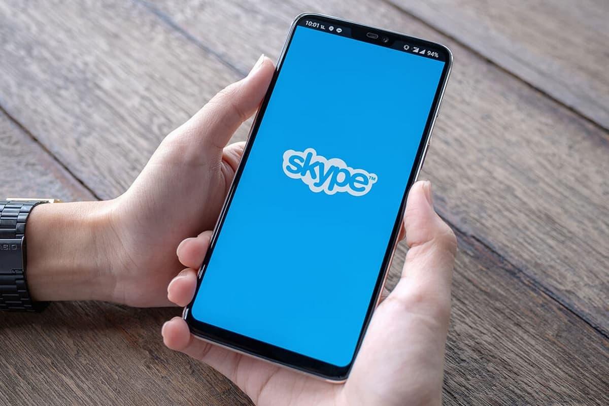 Novo recurso Skype