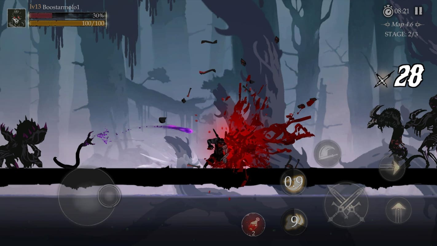 shadow of death 2 android