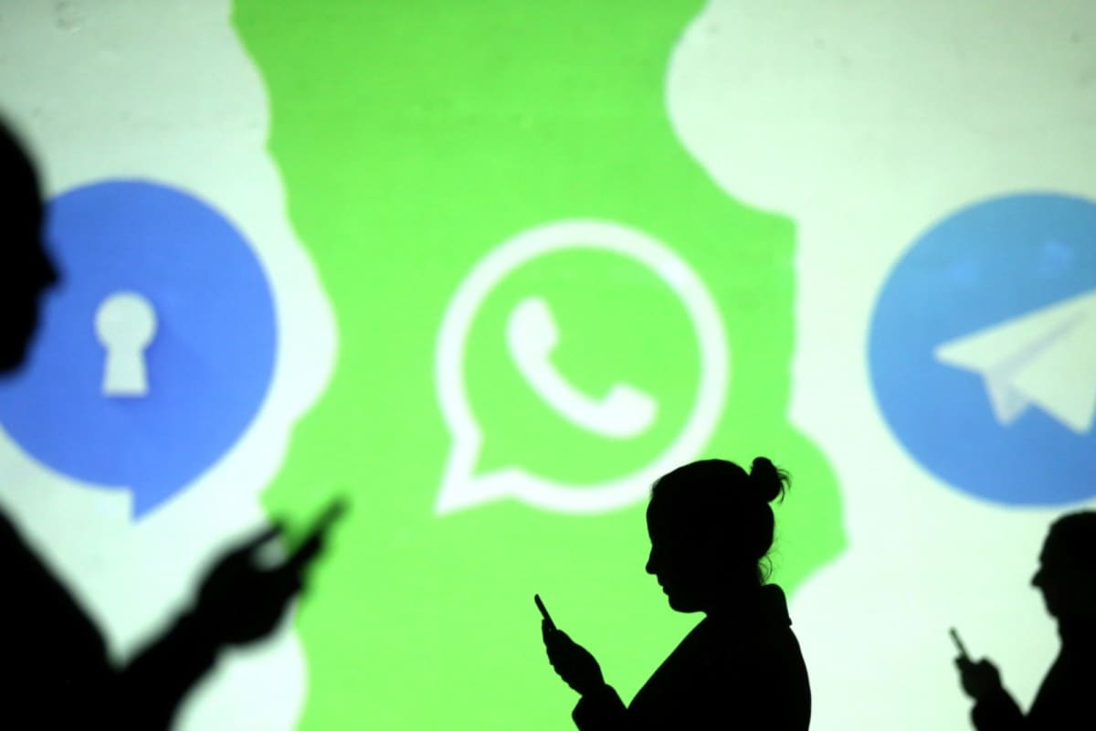 signal telegram e whatsapp