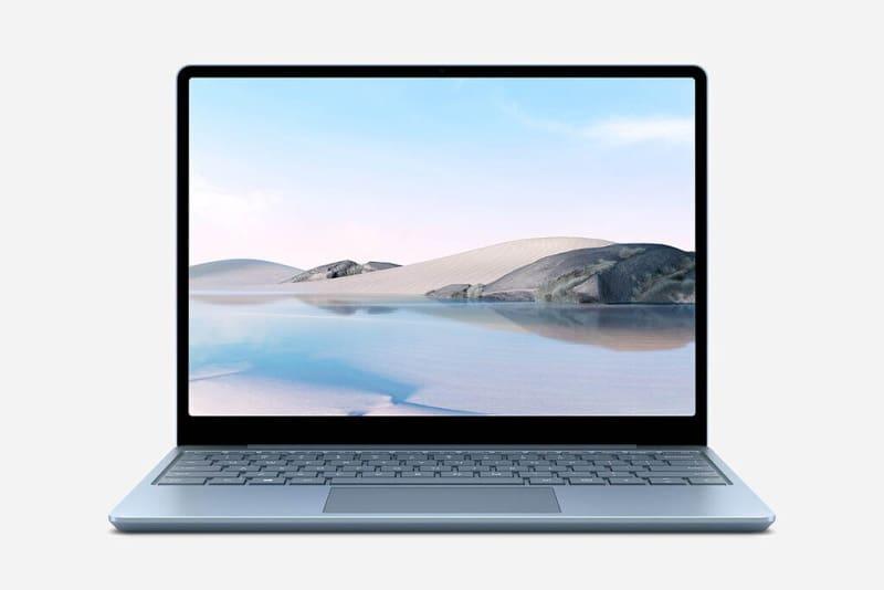 surface laptop go tela