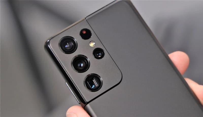 Câmera S21 Ultra