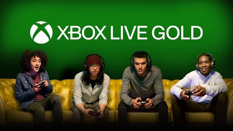 Xbox Live Gold passa por reajuste