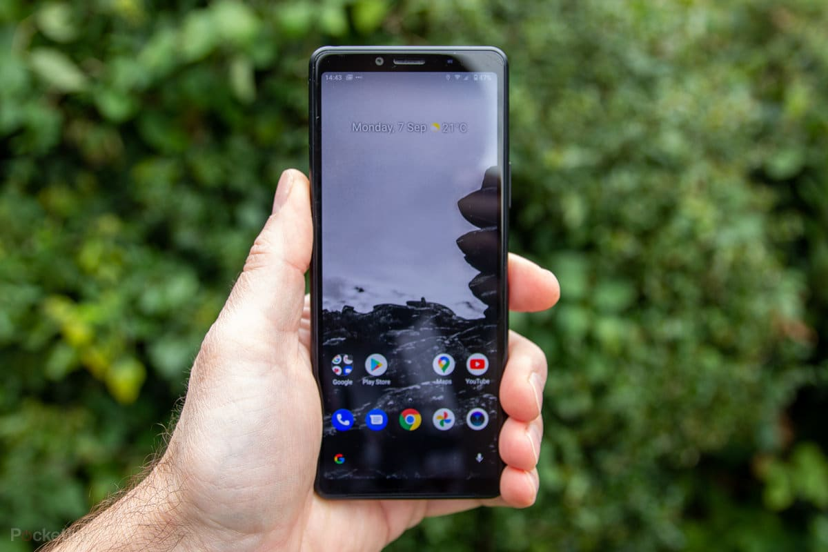 xperia 10 ii android 11