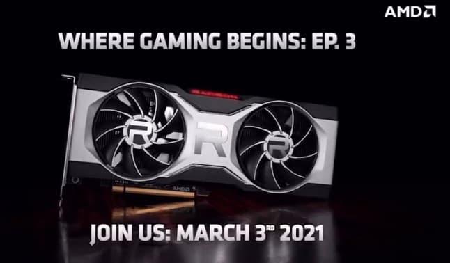 AMD Radeon RX 6000 data de lançamento dos novos modelos