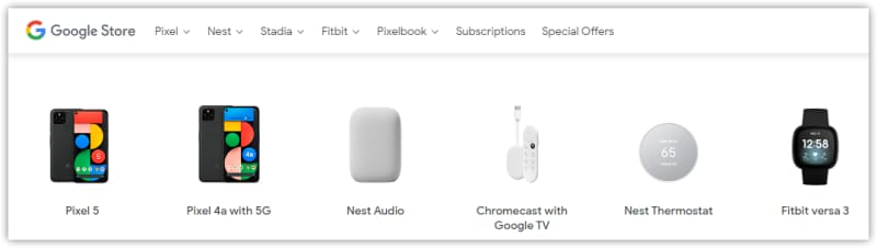 fitbit google store
