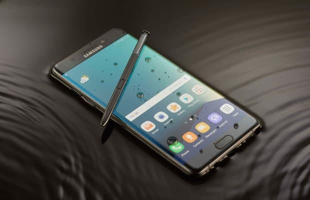Atualização de fevereiro de 2021 para o Galaxy Note FE