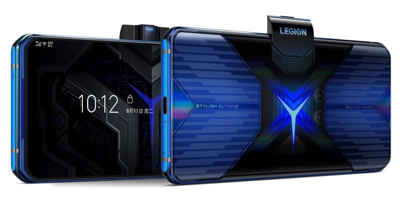 Lenovo Legion Phone Duel azul