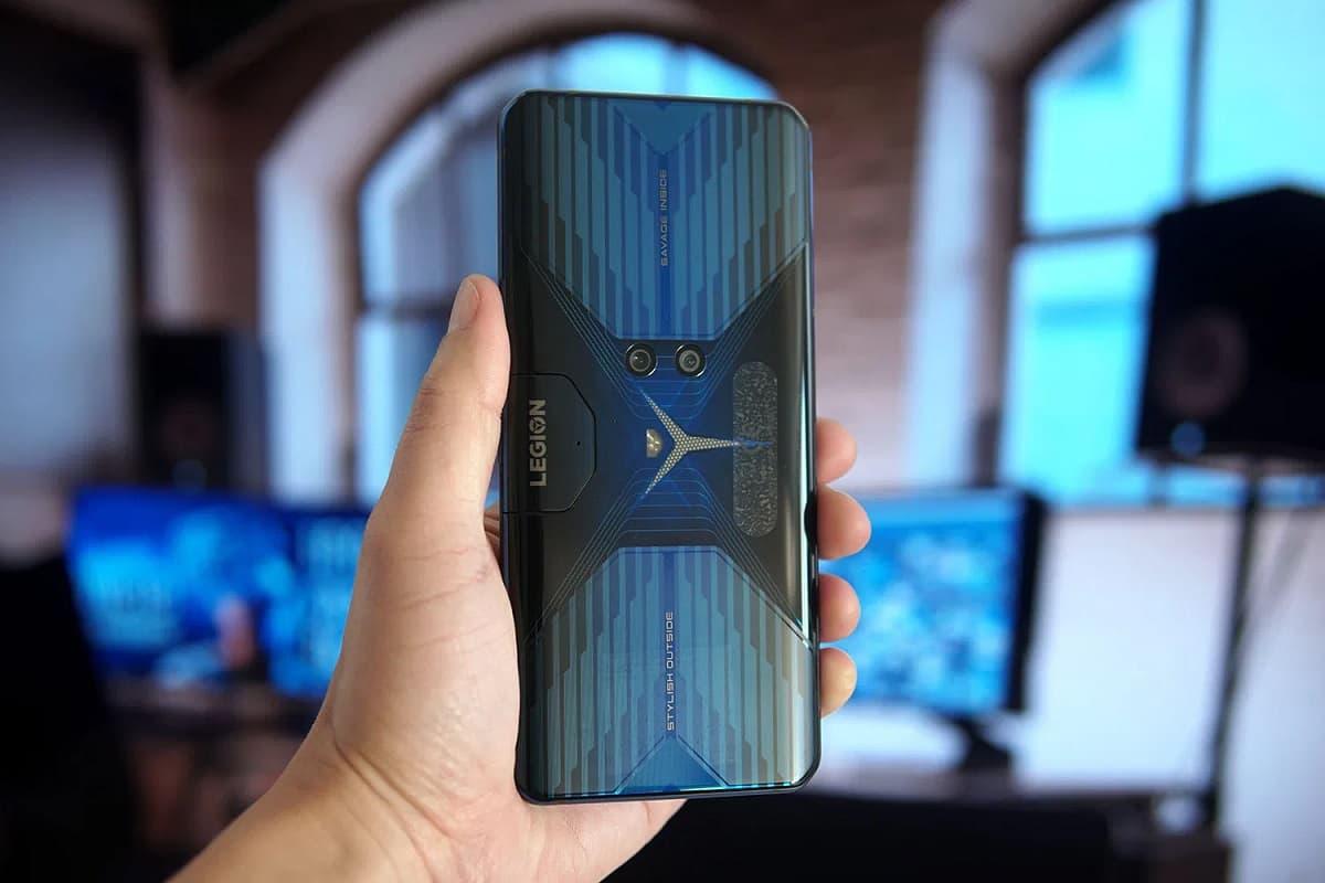 Lenovo Legion Phone Duel é lançado no Brasil