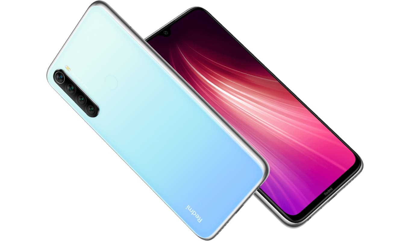 redmi note 8 oficial android 11