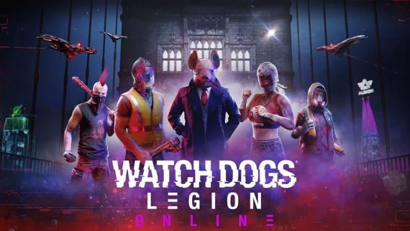 watch dogs legion multiplayer