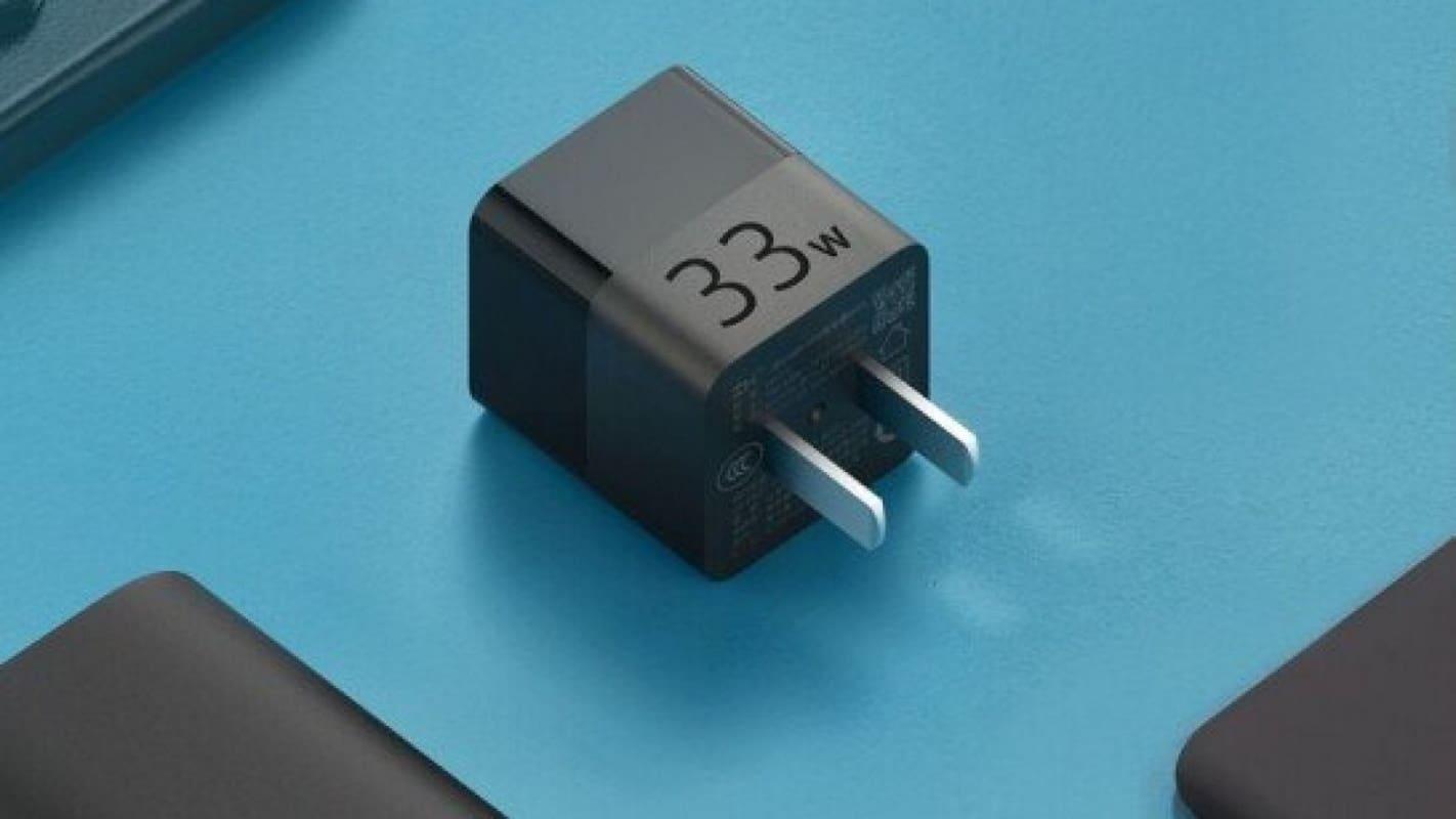 zmi charger 33w
