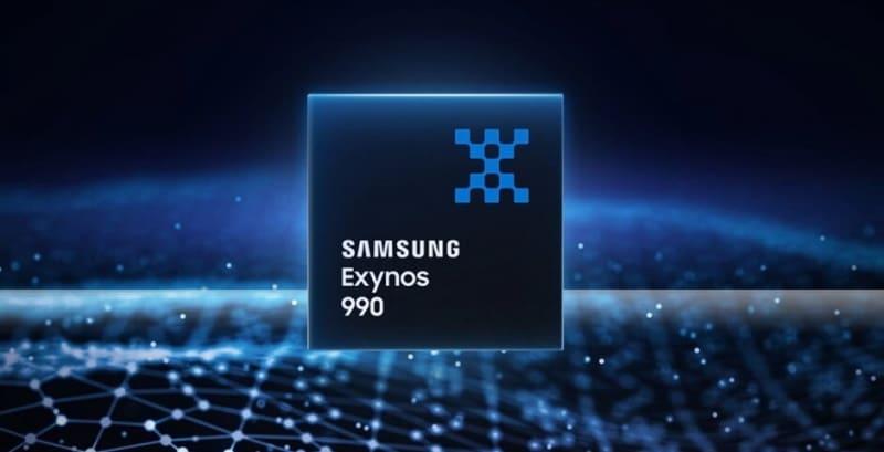 exynos 990 processador