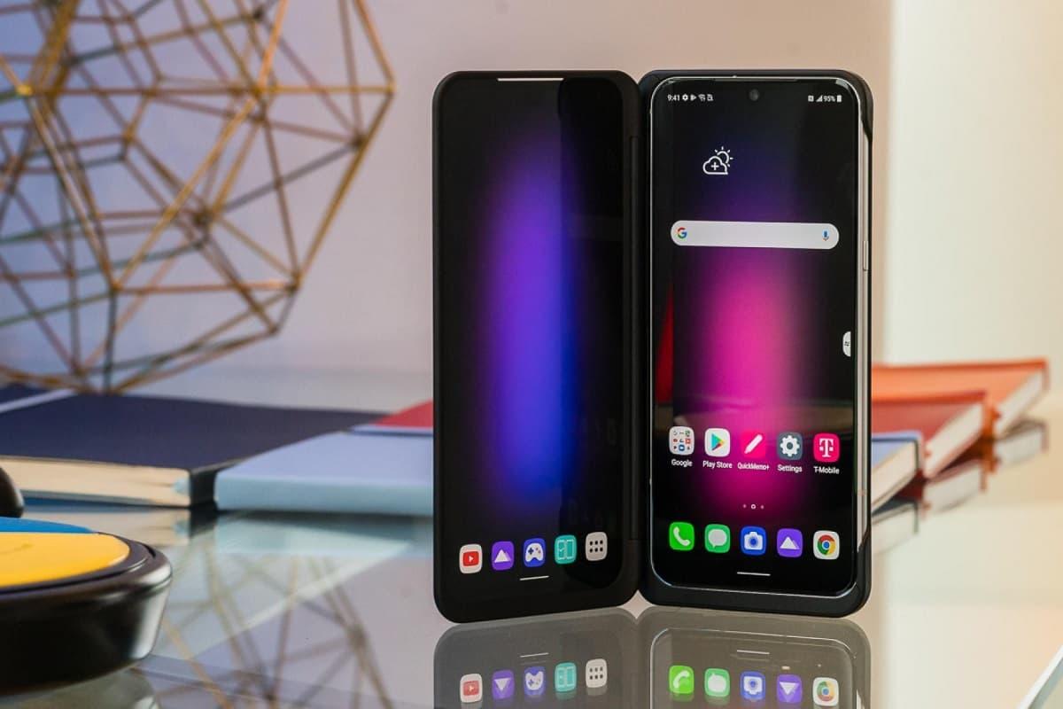 LG V60 ThinQ novo update