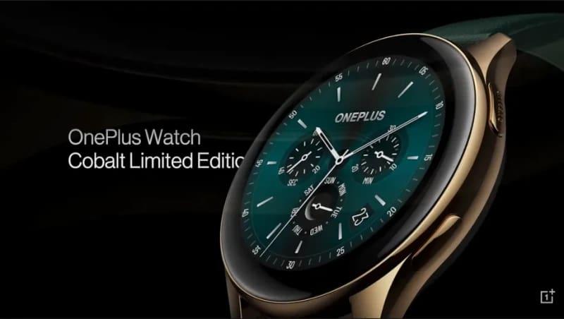 oneplus watch relogio