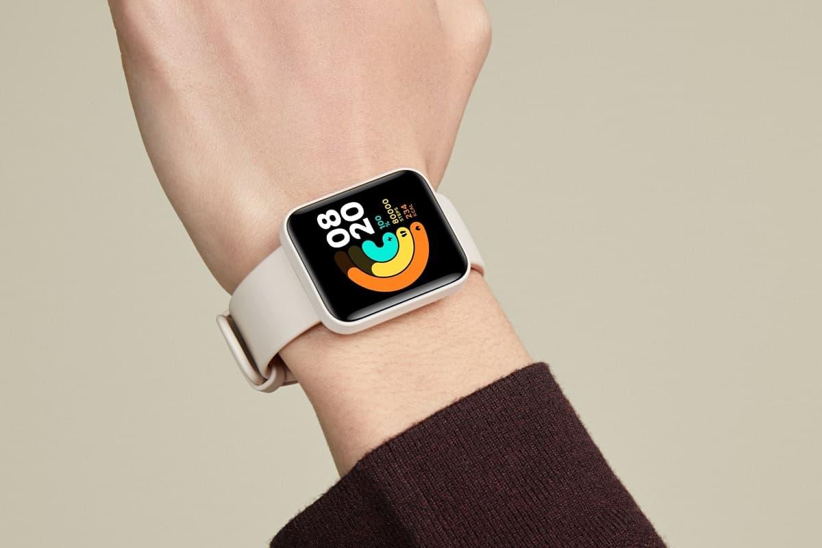 Xiaomi Mi Watch Lite update