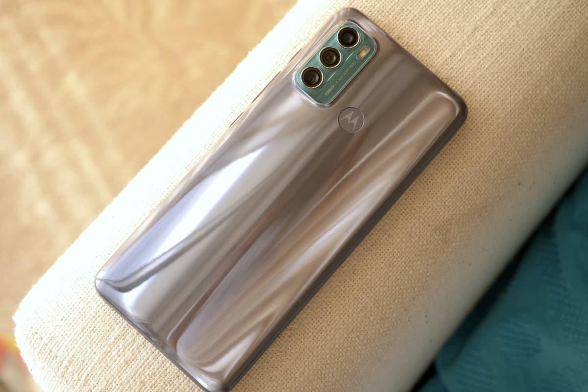 Lançamento Motorola