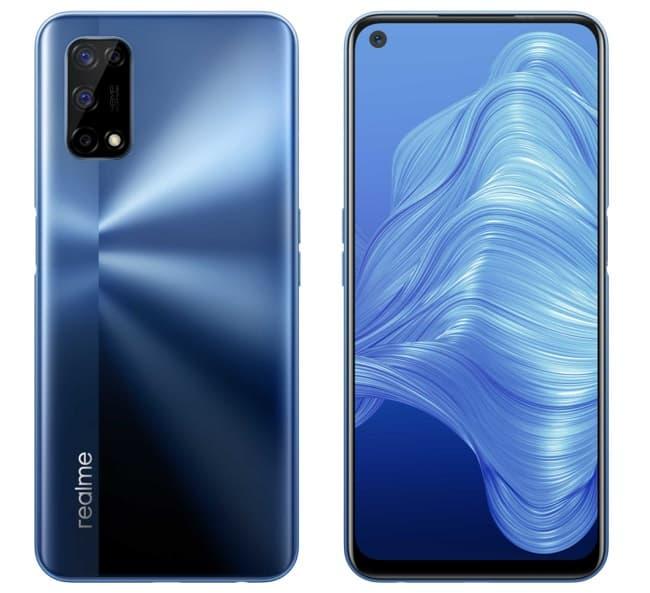 Realme 7 5G azul