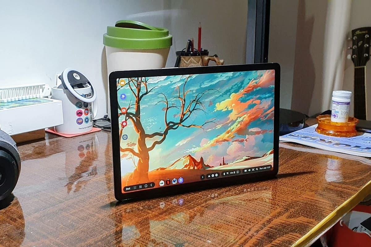 Galaxy Tab S5e update