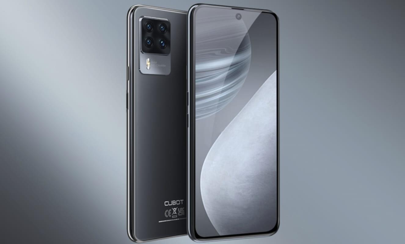cubot x50 smartphone