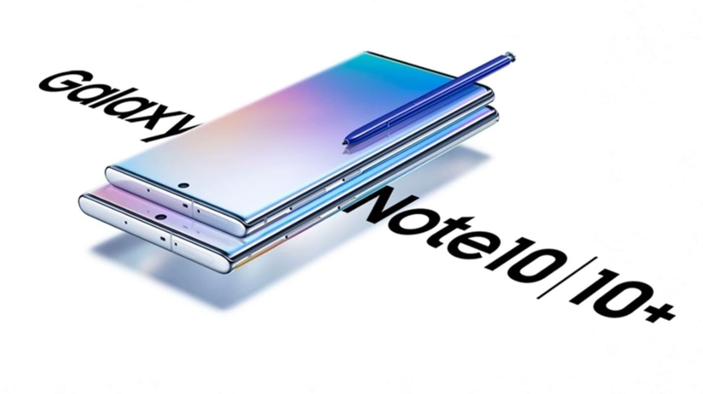 galaxy note 10 e note 10 plus