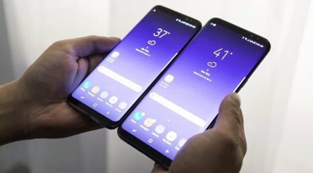 Galaxy S8 e S8 Plus não receberão atualizações de software.