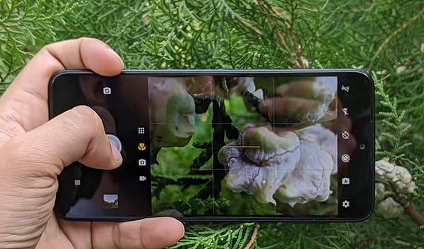 Motorola One Macro câmeras