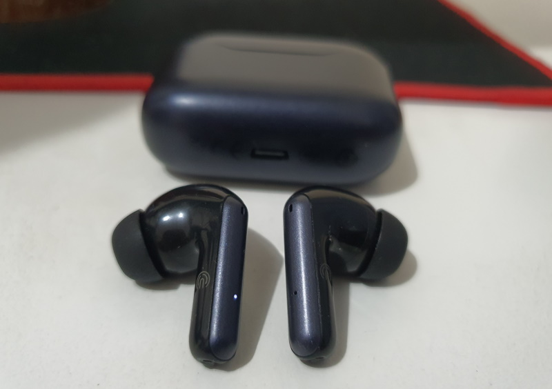 fones de ouvido baseus simu s1 pro